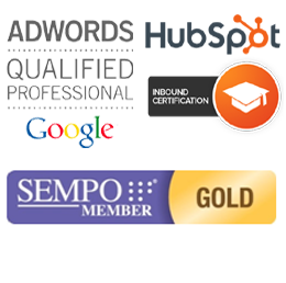 Xpress Web Marketing Certifications